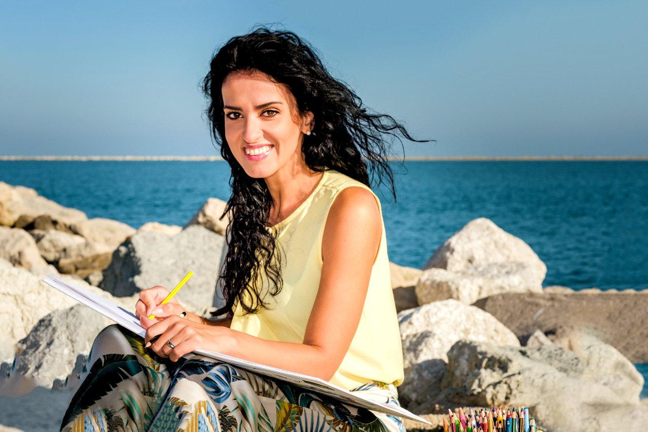Keti Kraja - designer e Managing director